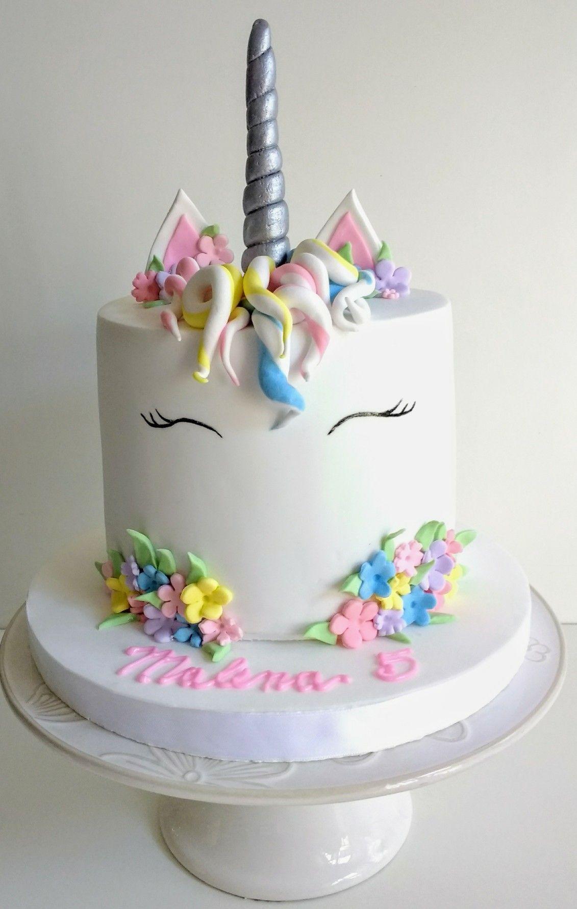 Unicorn Cake Torta Unicornio 💖 Cumplea 241 Os Infantiles