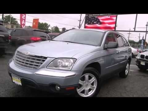 Used 2006 Chrysler Pacifica New Jersey Nj Youtube With Images