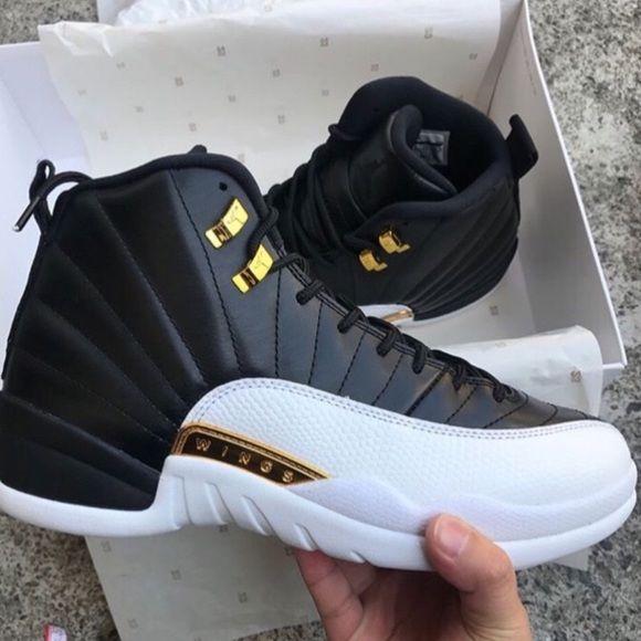 """f516c57f1787 Air Jordan 12 Retro """"Wings"""" Authentic Men   Women In Stock Jordan Shoes  Sneakers"""
