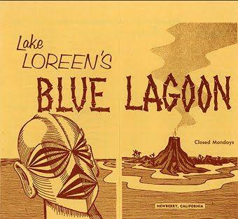 Lake Loreen's Blue Lagoon
