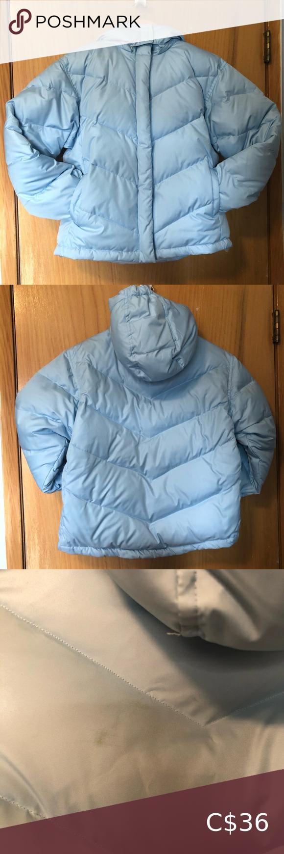 Gap Kids Puffer Jacket Light Blue Girls Winter Jacket Size Xxl Fleece Lined Light Stain On The Back As Pictured Girls Winter Jackets Kid Puffer Gap Kids [ 1740 x 580 Pixel ]
