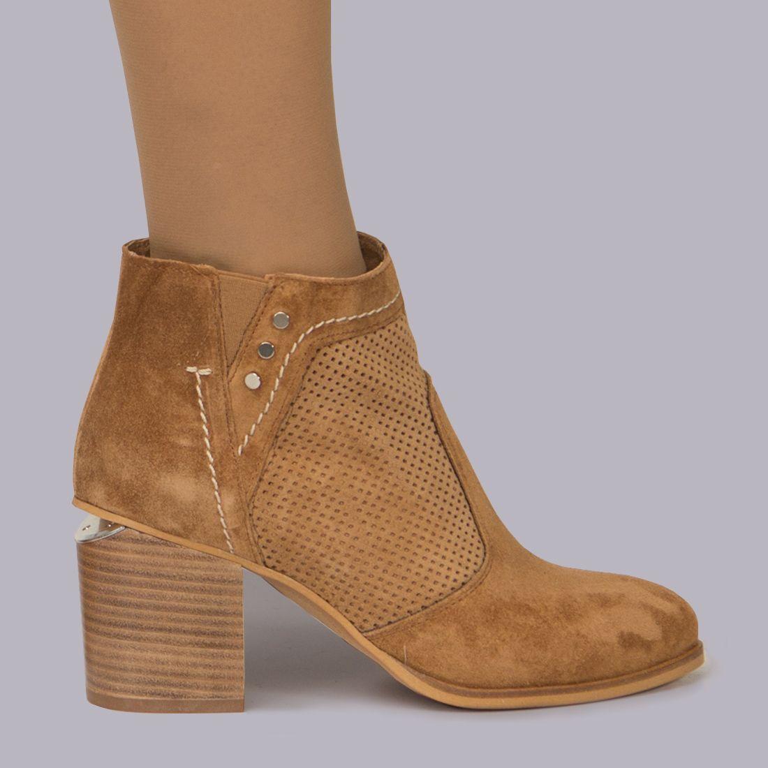 hijo Anotar Instrumento  ALPE 4004 11 MARRON Zacaris zapatos online. | Zapatos, Marcas zapatos mujer,  Botines