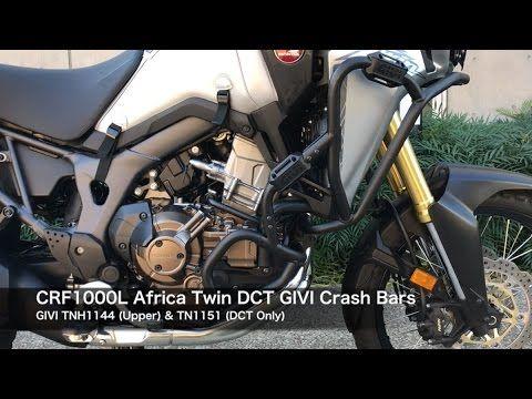 GIVI TNH1144 Upper Engine Guard Tank Guard Honda CRF1000L Africa Twin