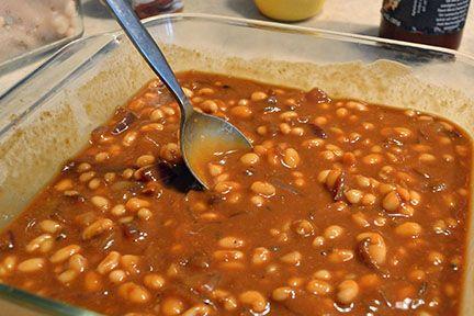 Ashley's Green Life: WIAW & Vegan BBQ Baked Beans Recipe