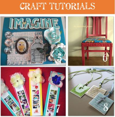 16 Craft project ideas and tutorial to do with kids Crafts