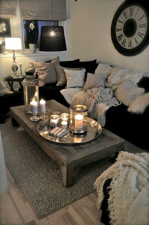 Awesome Cozy Apartment Decor Cozylivingroom Apartment