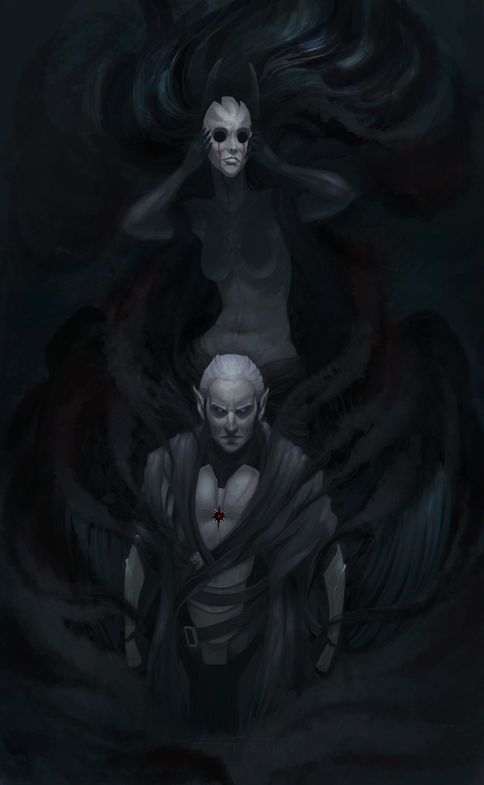 Malekith by REYKAT.deviantart.com on @deviantART | King of ...