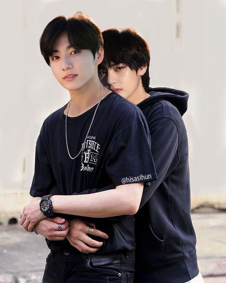 Hermanos kim in 2020 taekook bts jungkook foto bts