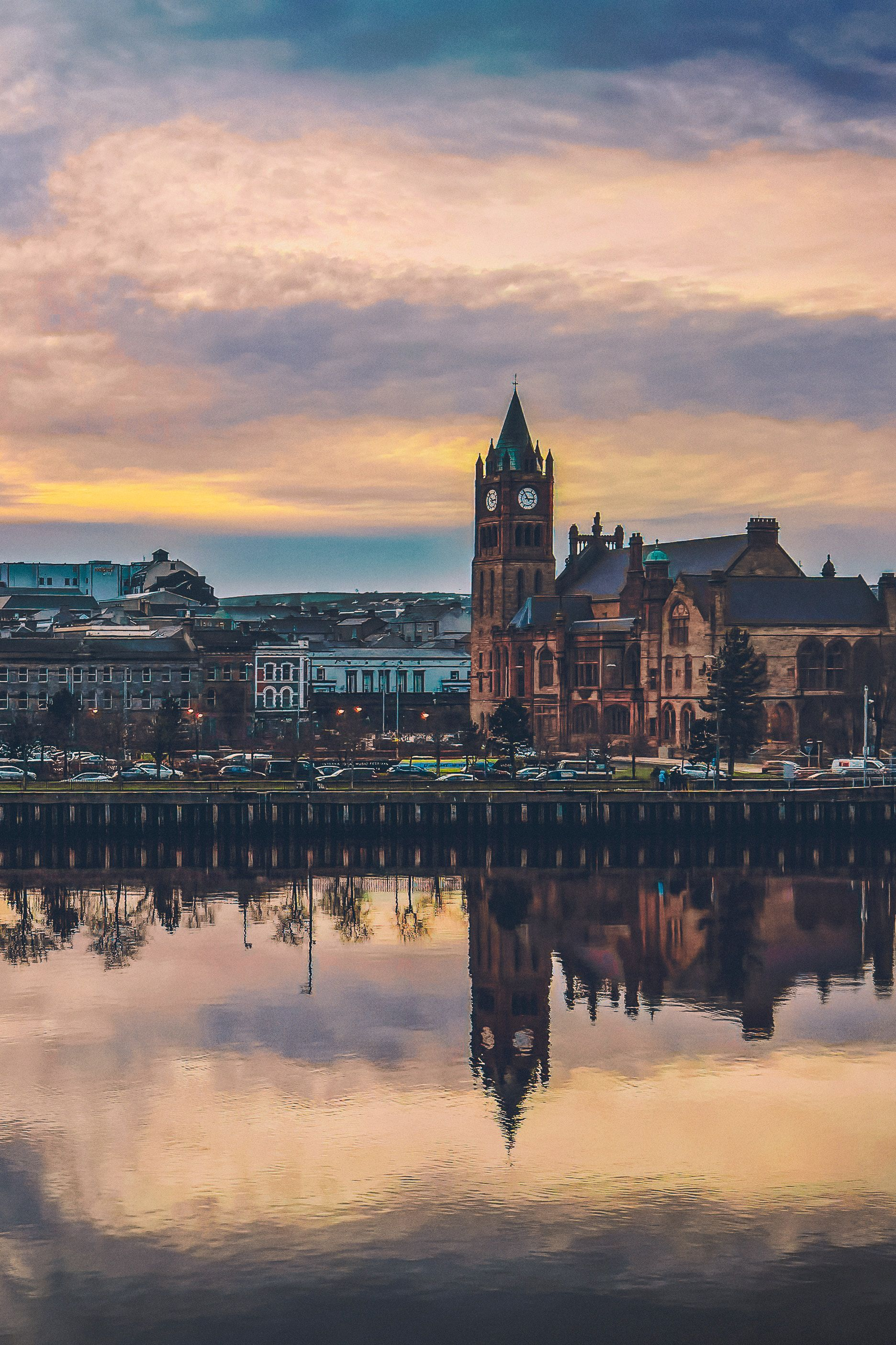Voyage en Irlande les incontournables à voir à Belfast