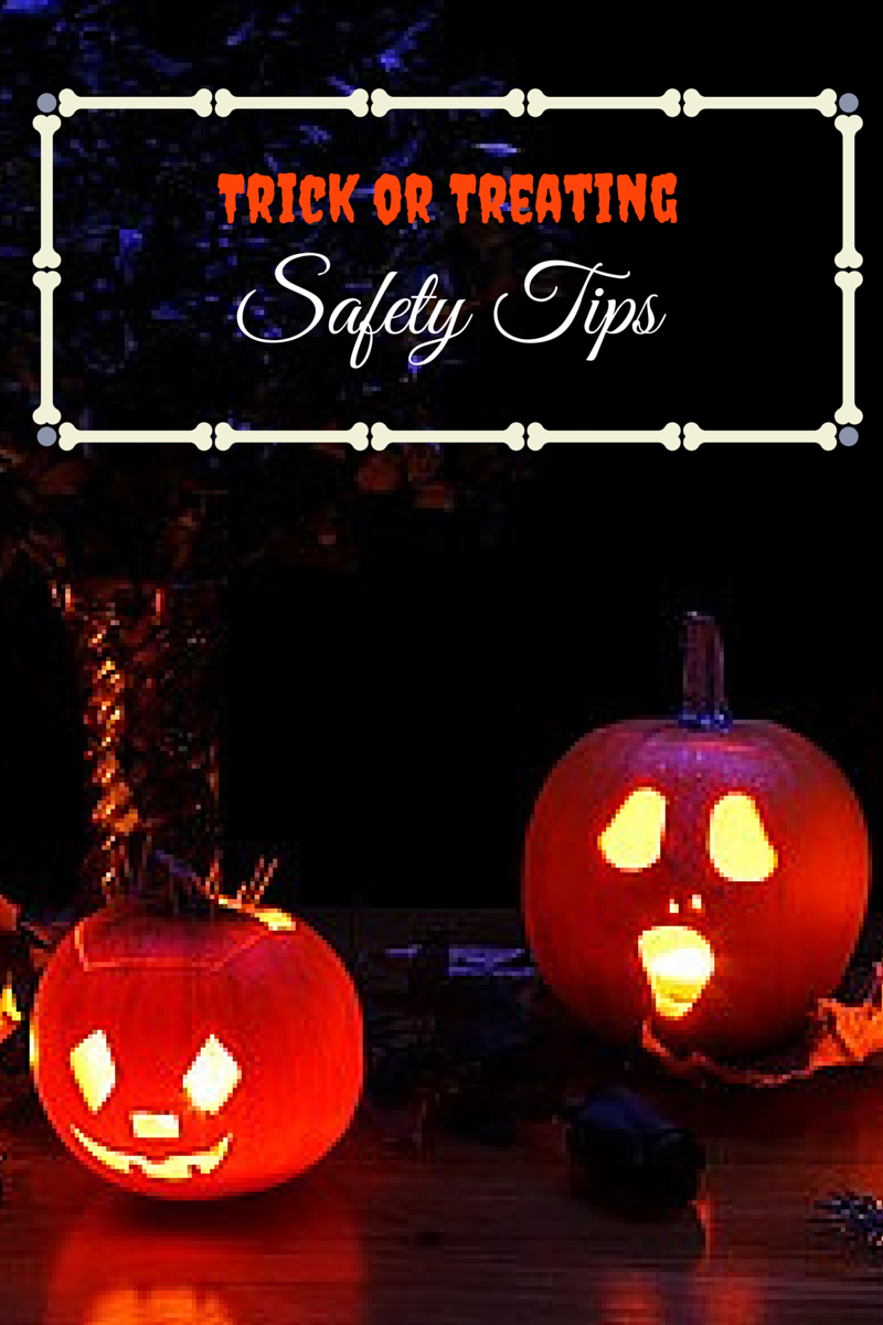 Trick or Treating Safety Tips Halloween party diy, Fun