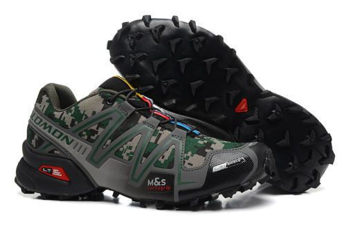 Details about NEW Men's Salomon Speedcross 3 Athletic Running Sports Outdoor Hiking Shoes