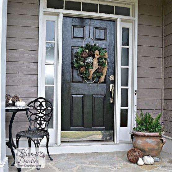 39 Cool Small Front Porch Design Ideas
