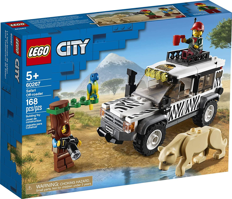 Lego City Safari Off Roader Lego City Lego City Sets Lego