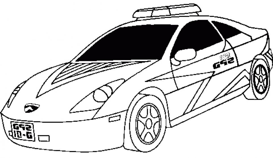 Get This Online Police Car Coloring Pages 38730 coloring_pages - best of coloring pages antique cars