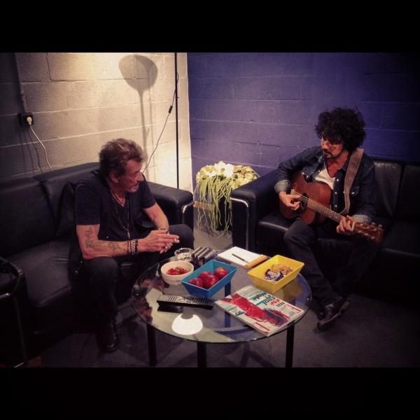Bruxelles backstage