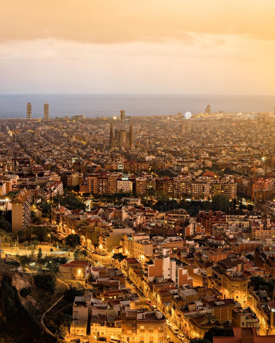 Barcelona Spain Places To Travel Around The Worlds Travel