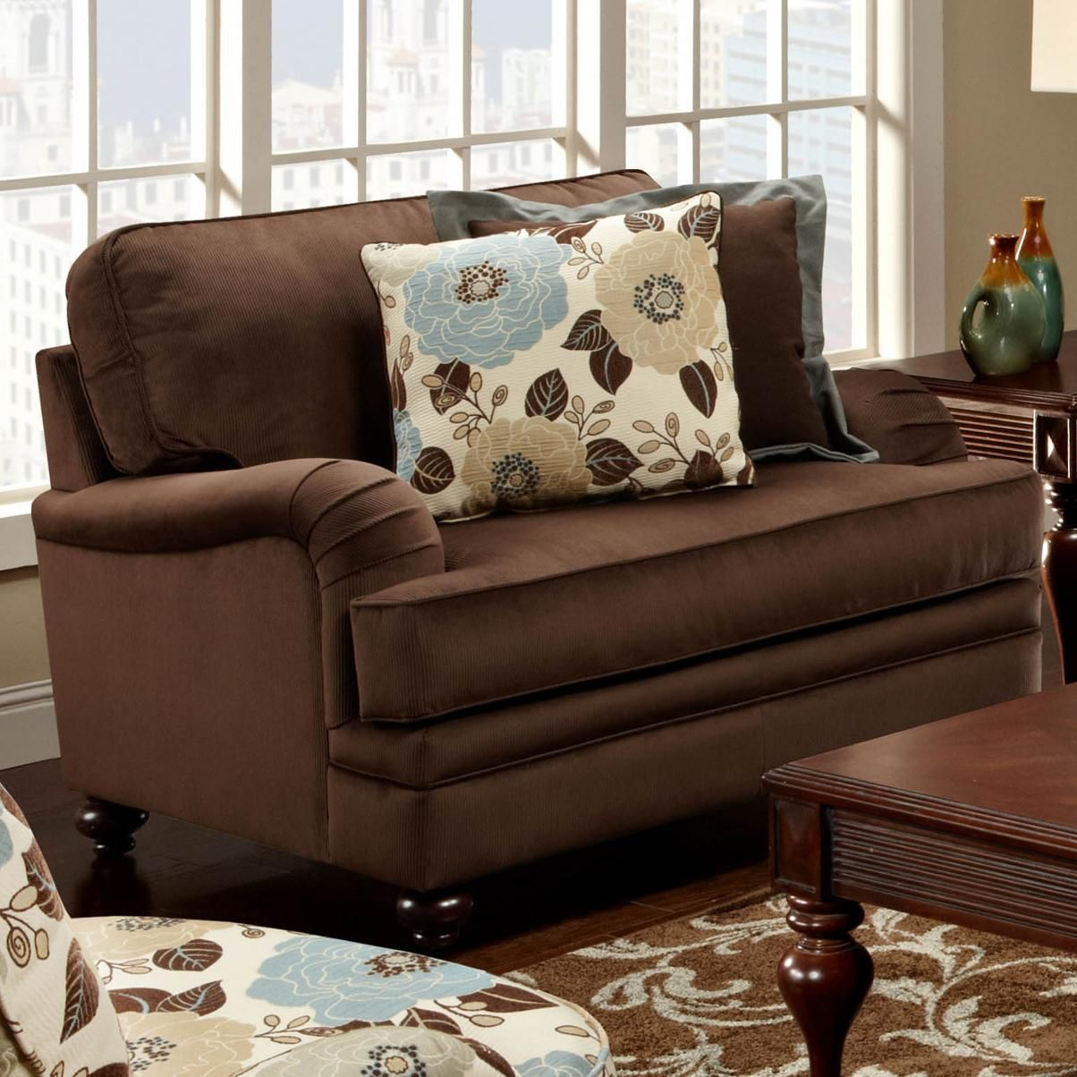 Magnificent Morgan Chair And A Half By Franklin This With Pink Round Forskolin Free Trial Chair Design Images Forskolin Free Trialorg