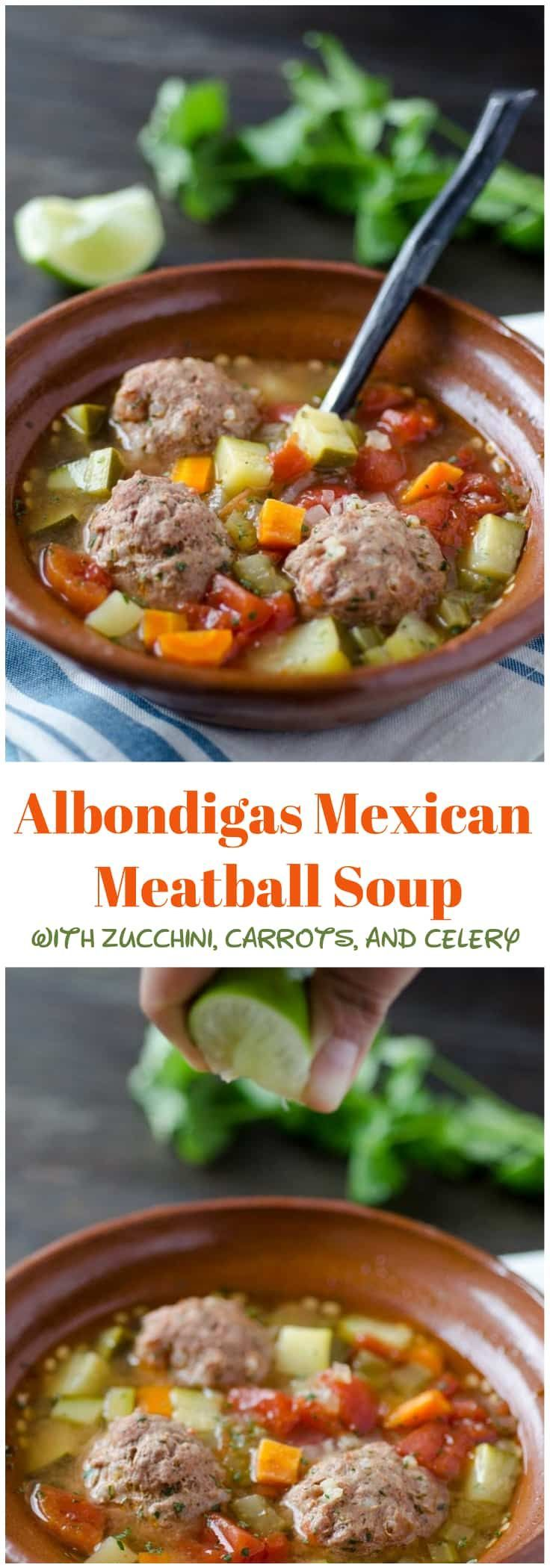 Photo of Albondigas Suppe – The Foodie Affair's Recipes – Suppen