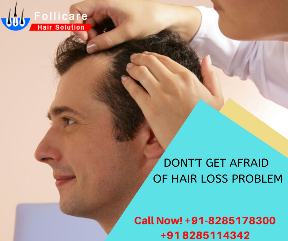 Hair Transplant in Bangalore- Follicare Hair Solution