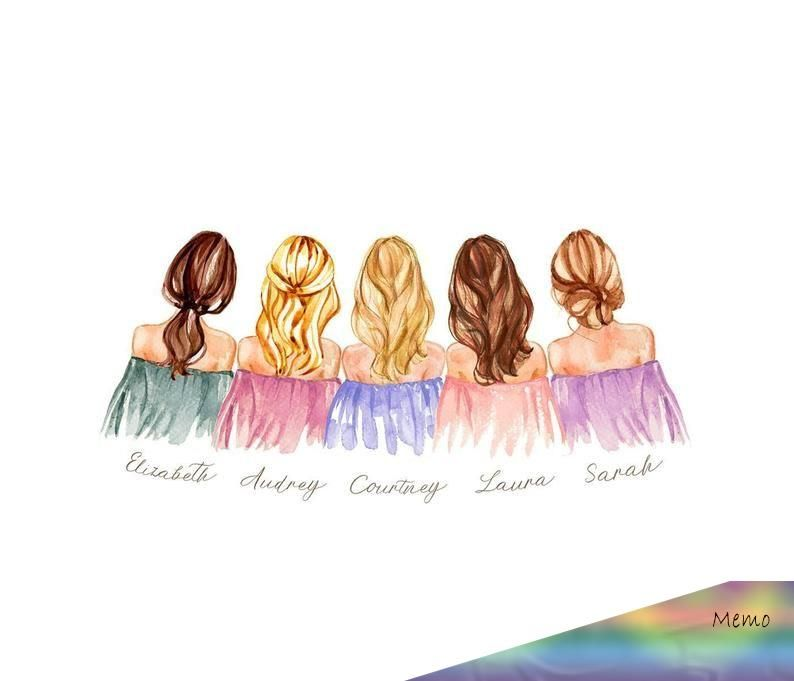 May 6 2020 This Pin Was Discovered By Alysabelle Navarro Discover And Save Your Own Pins O In 2020 Friends Illustration Drawings Of Friends Best Friend Drawings