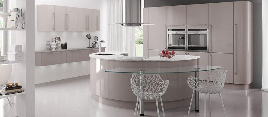 cashmere gloss kitchen | cuisine design | pinterest | gloss