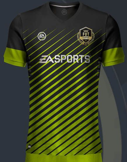 Insane FIFA 17 Ultimate Team Champions Kits Collection Revealed - Footy  Headlines 179952890e65d