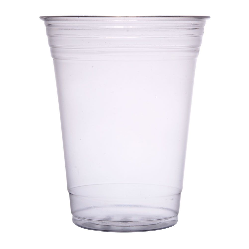 Solo Ultraclear Tp16d 16 Oz Clear Pet Plastic Squat Cold Cup 1000 Case Cold Cup Plastic Animals Cup
