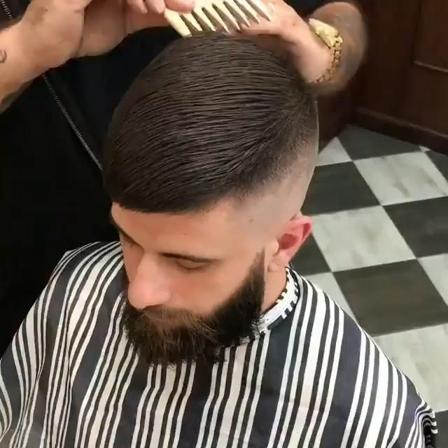 Interesting and Wonderful Men's Hairstyle Just Lik