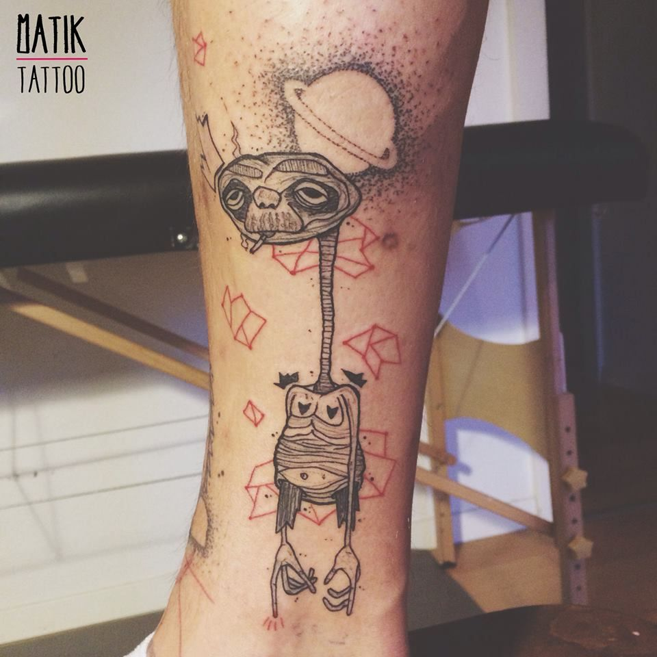 by facebook.com/MatikTattoo