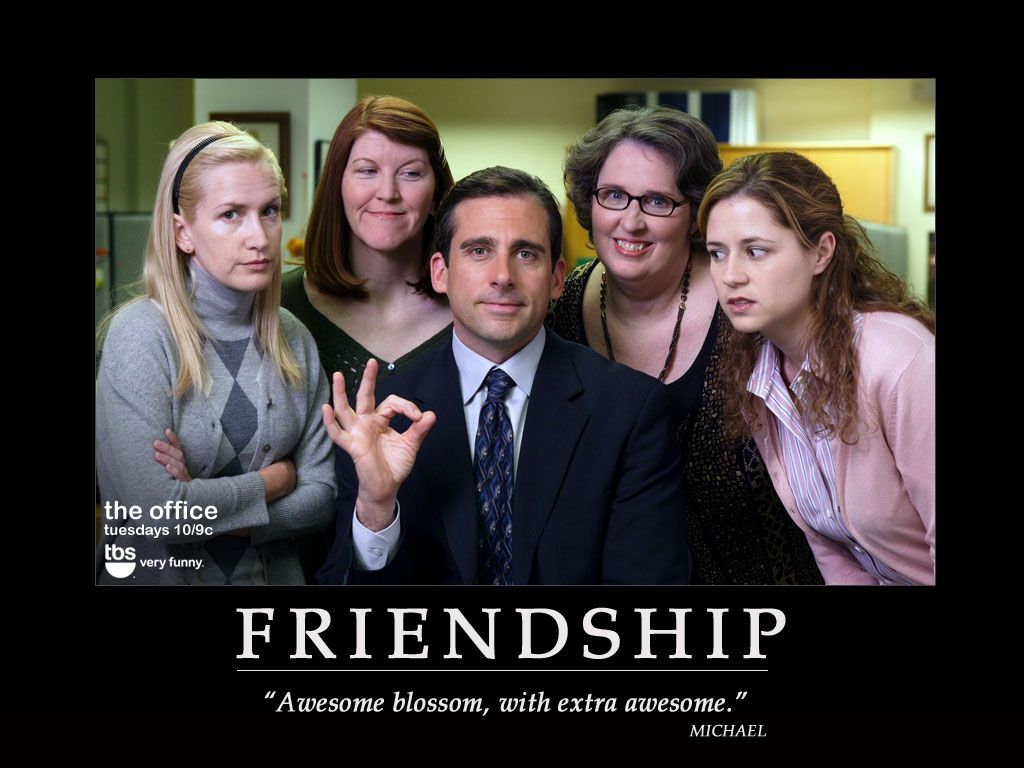 the office poster. The Office! Office Poster