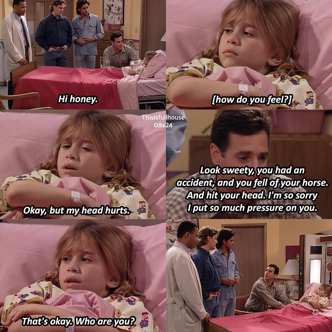 Full House This Was Like One Of The Most Heartbreaking Scenes I Ve