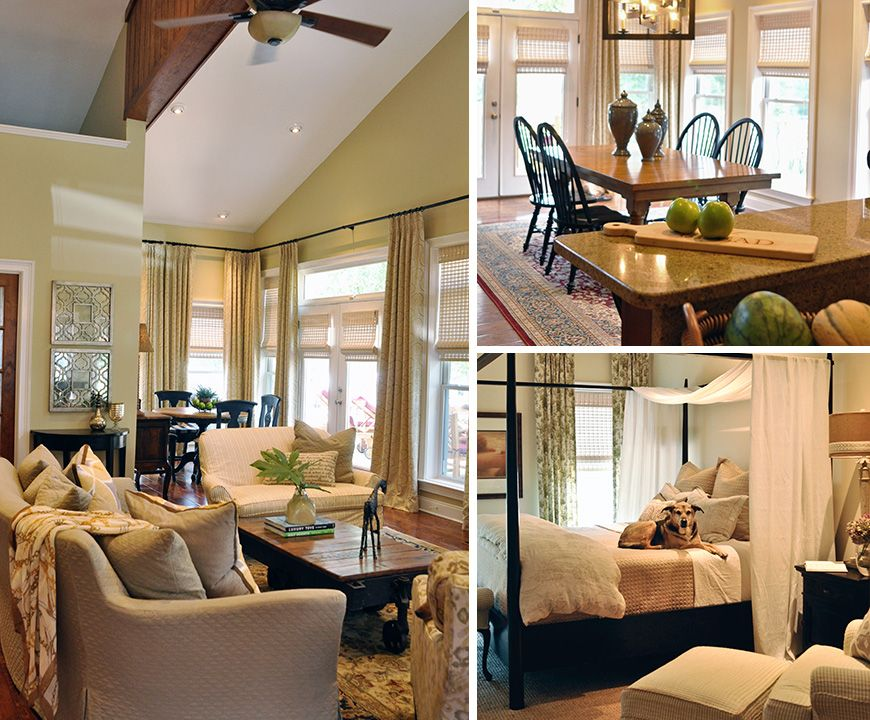 Take a look at this beautiful barn apartment designed by Susan ...