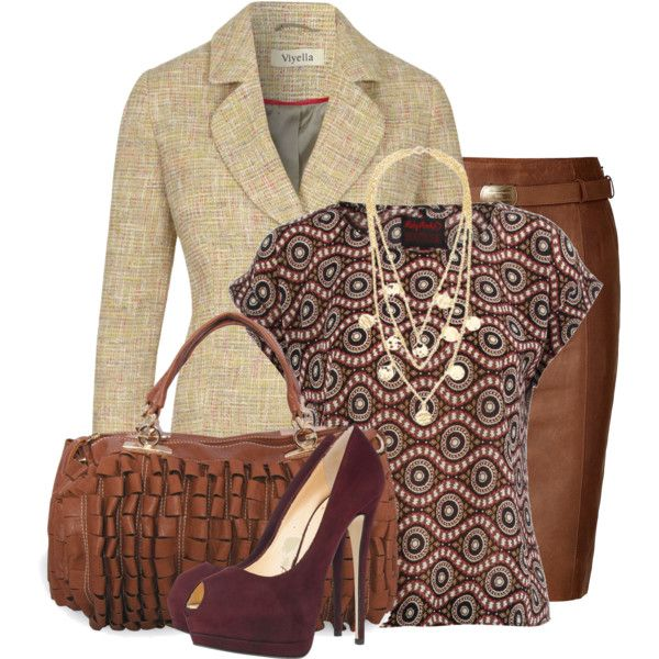 Take a Meeting, created by alicla on Polyvore