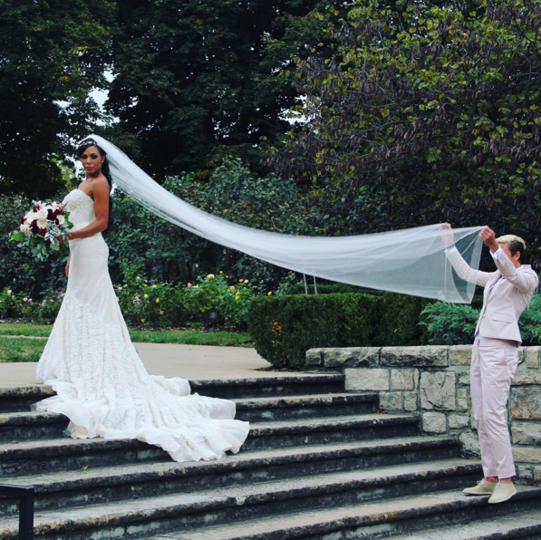 Jj Watt Wedding Pictures: Sydney Leroux And Abby Wambach. (Instagram)