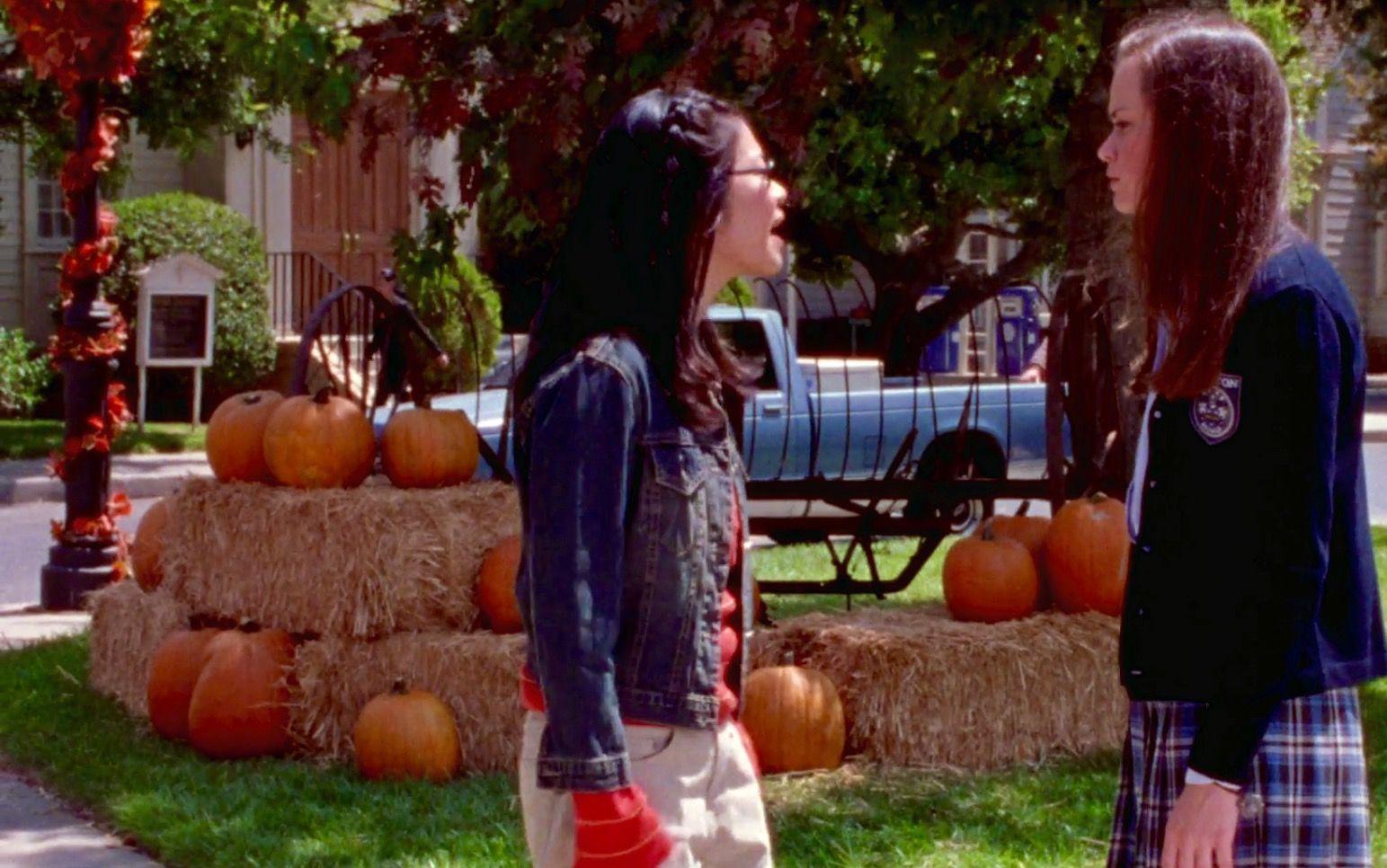Pin by Niya on Fall Gilmore girls, Pumpkin patch, Fall