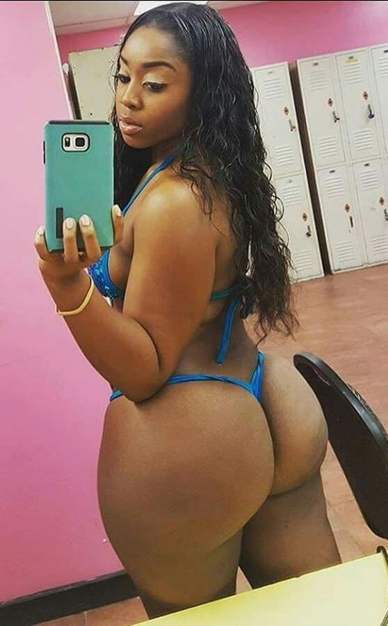 Hot ebony asshole