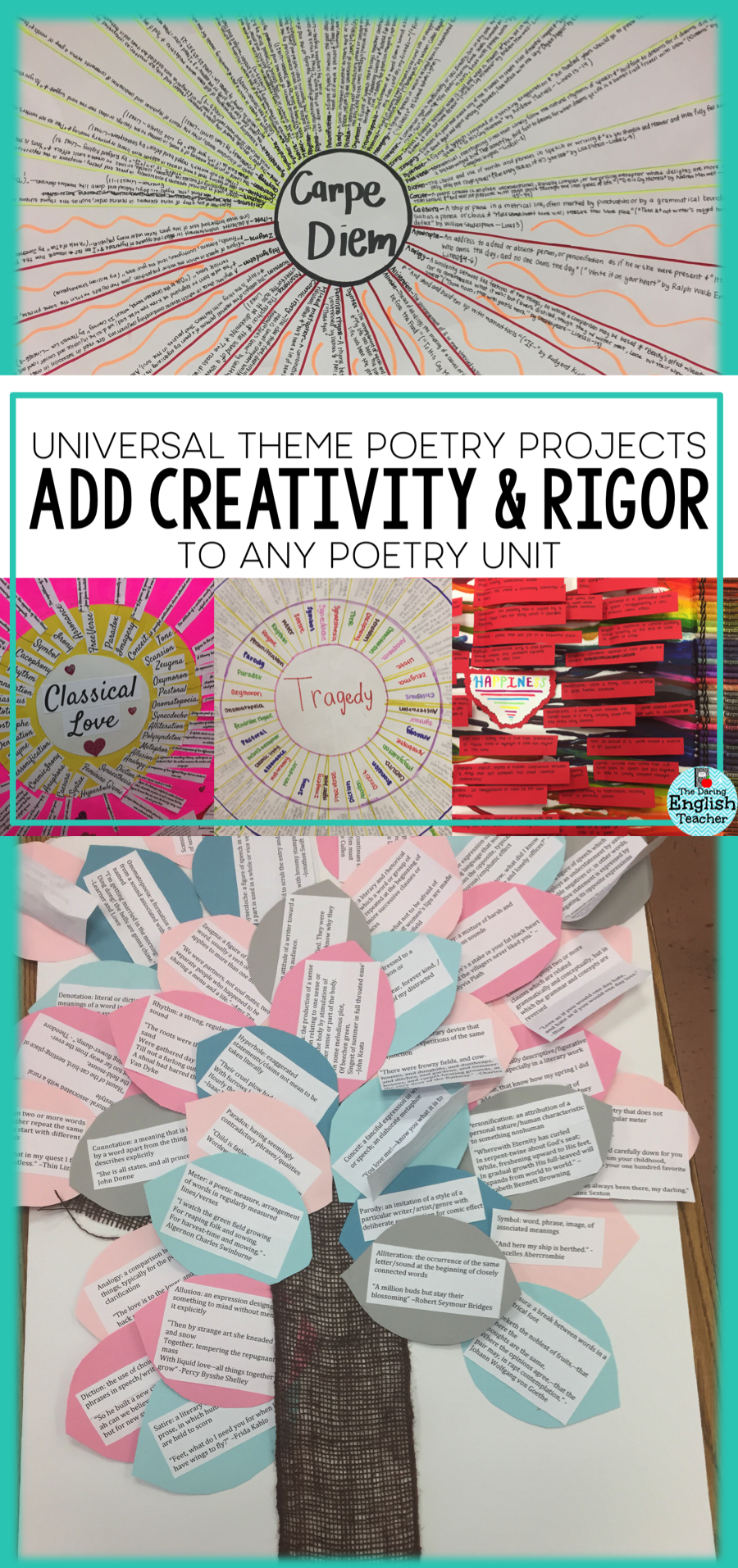 Adding Creativity and Rigor to Poetry Units with Universal ... Universal Themes In Literature For Kids