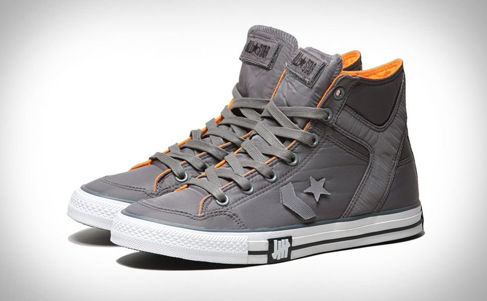 Undefeated x Converse Poorman Weapon Grey Capsule Collection