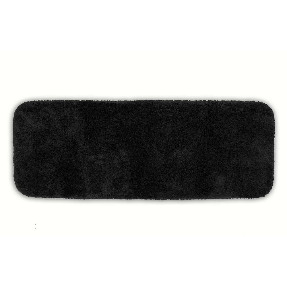 Garland Rug Prestige Bath Rug  22'' X 60'' Beiggreen Beig Magnificent Black And White Bathroom Rugs Design Ideas