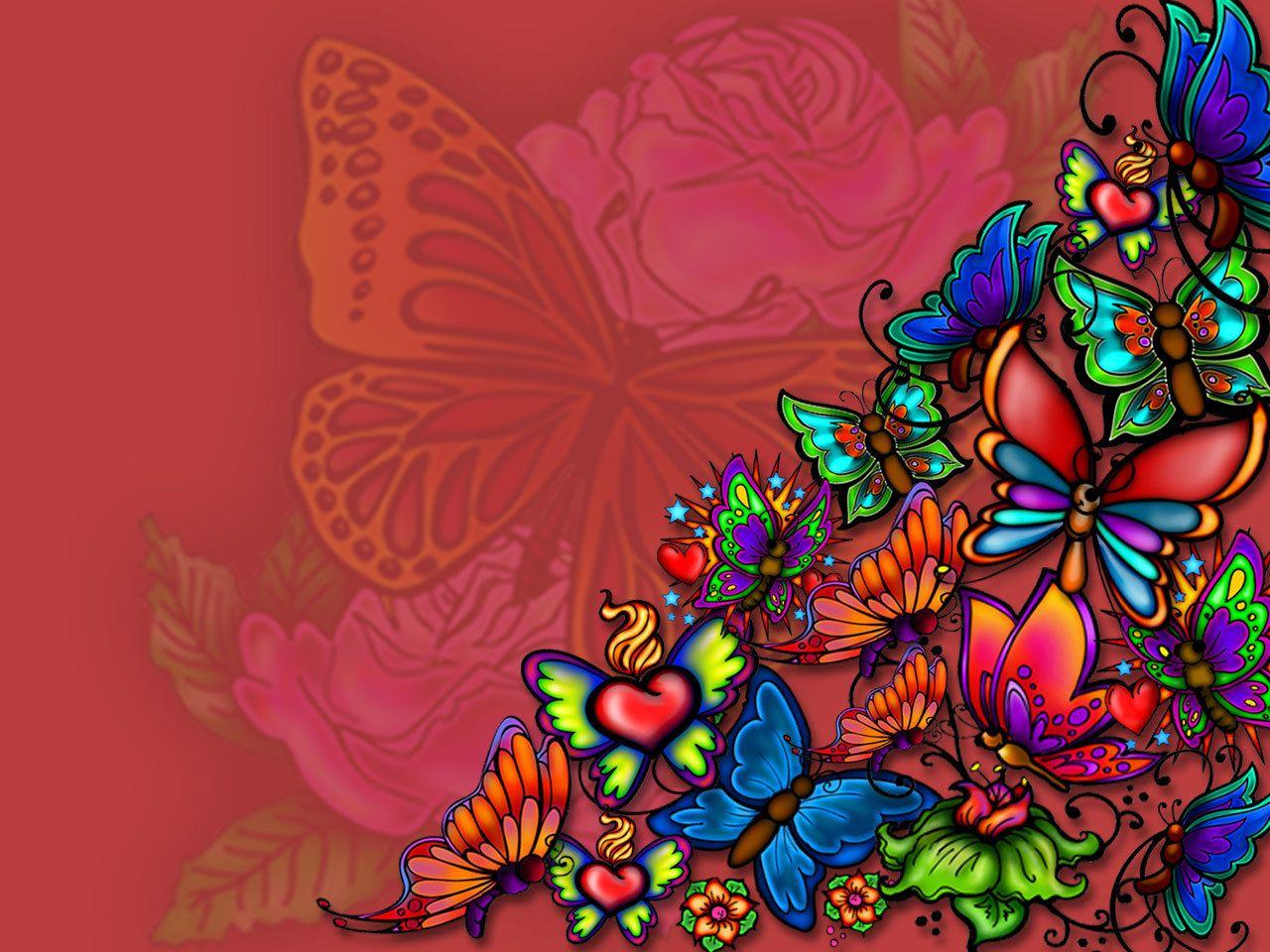 Butterflies Wallpaper Butterflies Tattoo Butterfly Wallpaper Butterfly Tattoos Images Butterfly Tattoo Butterfly tattoo wallpaper download