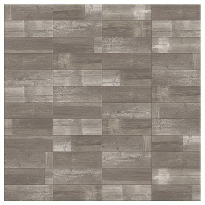 Premier Decor Tile Interceramic Tavern 4In X 12In Driftwood Ceramic Wall Tile