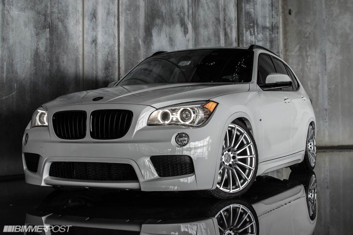 Custom 2014 BMW X1