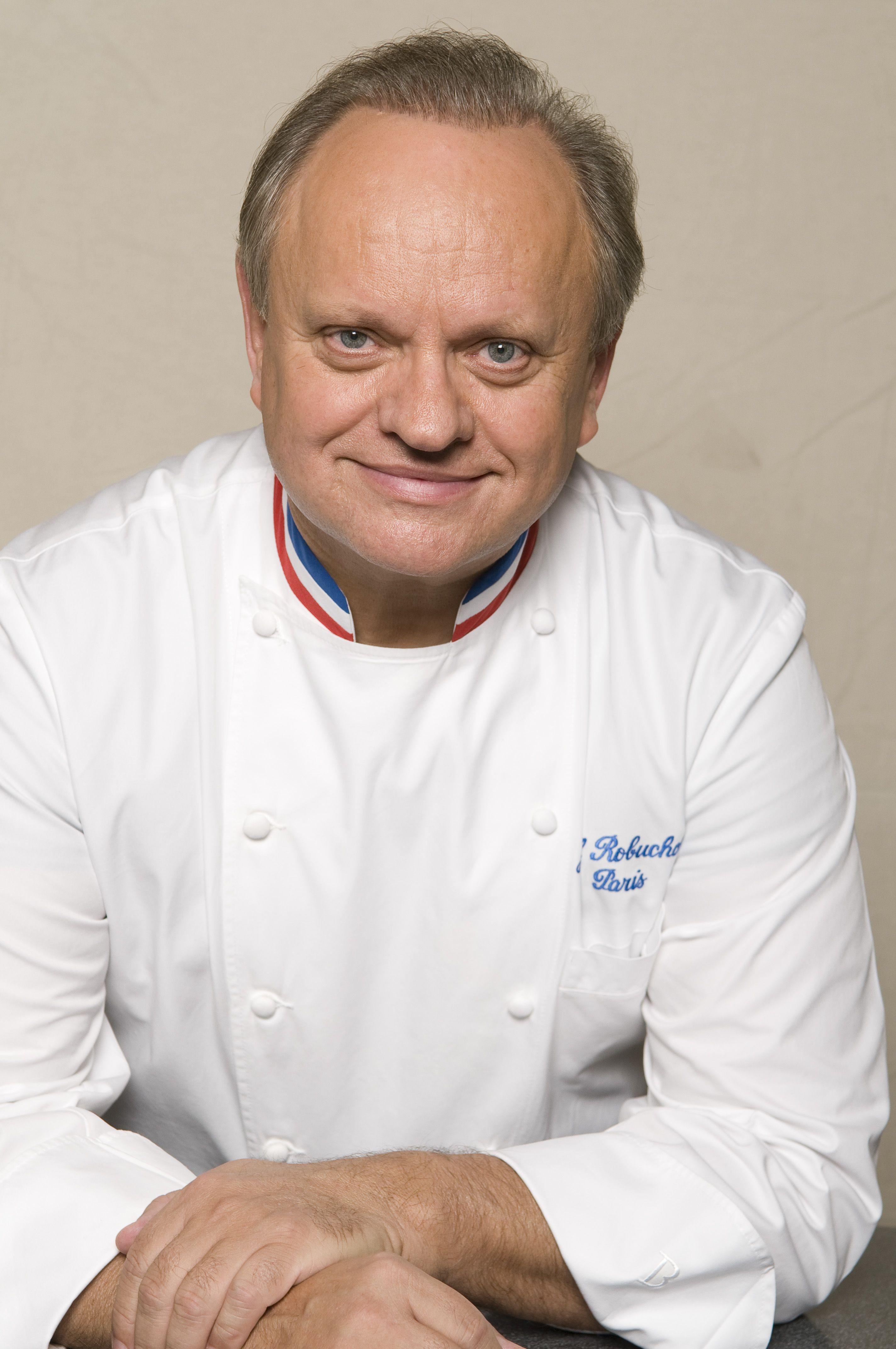 Joël Robuchon Le Chef Le Plus étoilé Du Monde Nommé