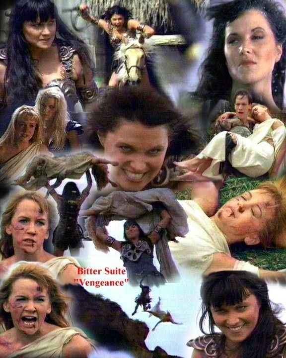 xena warrior princess cast | Xena,