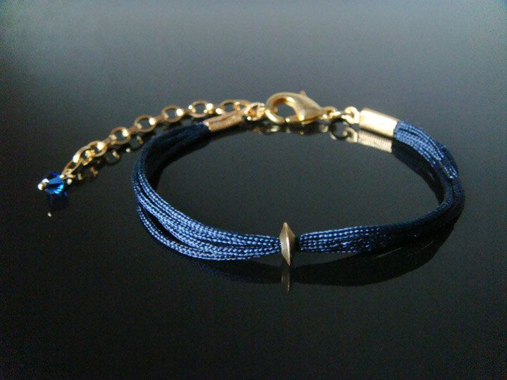 The Gable Collection Bracelet No. 12. by danggoods, via Etsy.