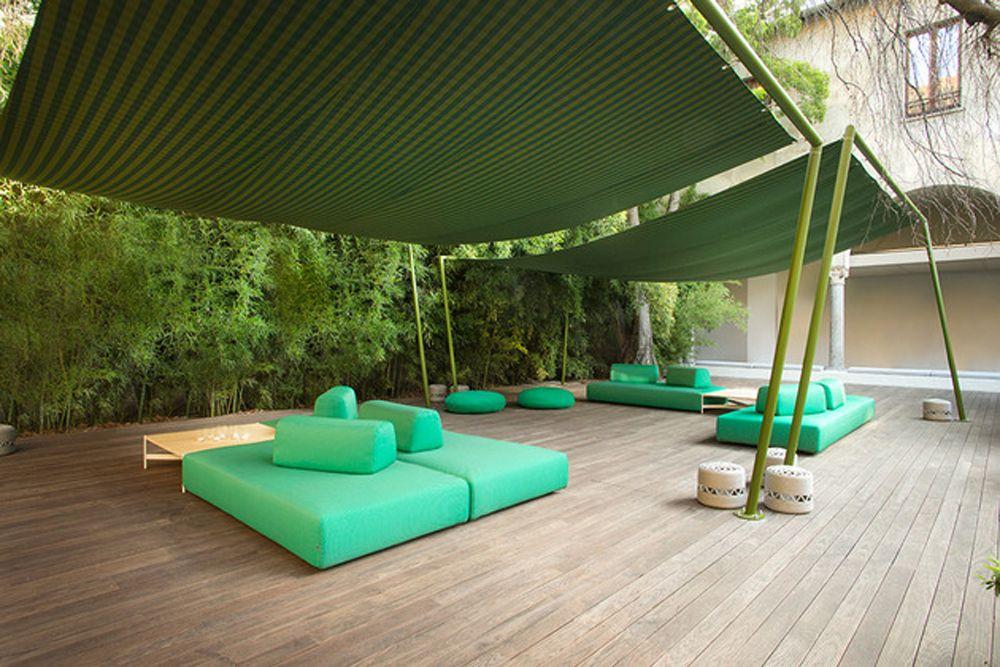 new outdoor furniture Paola Lenti | Do2 | Pinterest