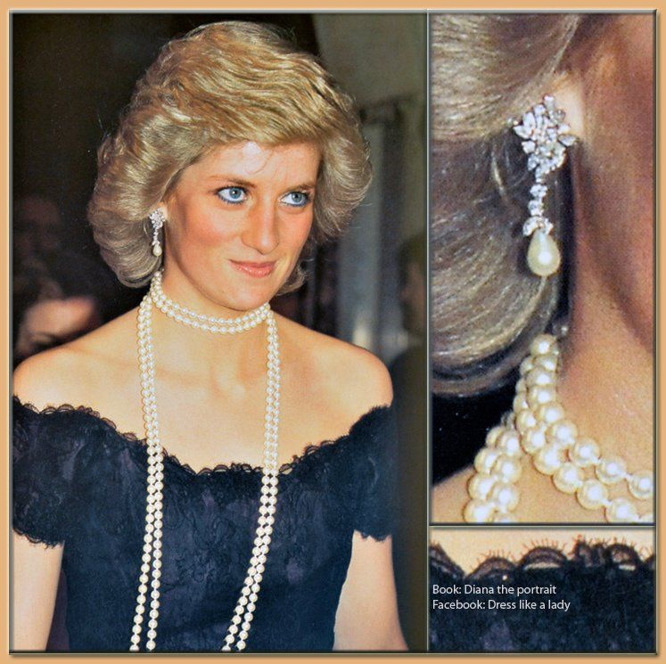Princess diana diana jewelry pinterest princess for Princess diana jewelry box