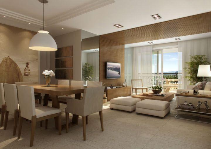 Sala pequena para el hogar futura casa casas y hogar for Comedores para apartamentos pequenos