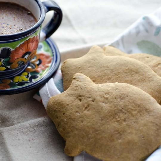 Mexican Marranito Cookies