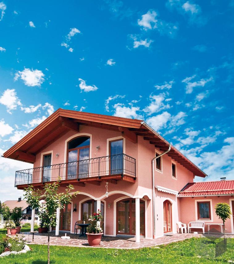 Lass die Sonne zu Hause einziehen! Die Toskanische Villa von ...